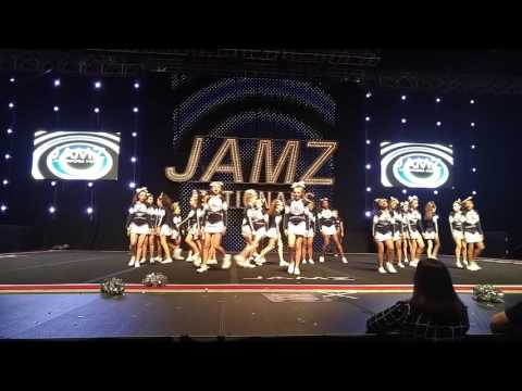2016 JAMZ Cheer Competition - Lied MS
