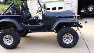 Jeep cj 7 amc 360 for sale