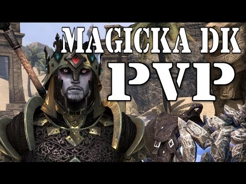 Magicka Dragonknight   Solo PvP @SypherPK