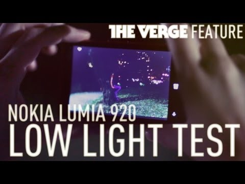 Verge Exclusive: The real Lumia 920 camera test