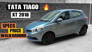 Tata Tiago XT 2018 | Walkthrough, review & specifications | Tata Tiago XT features & Specifications