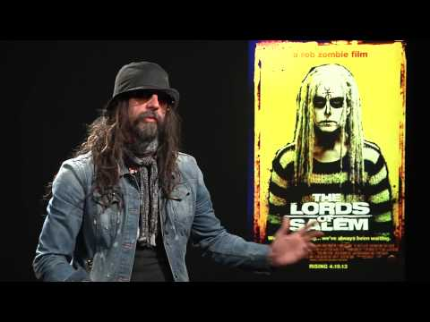 Rob Zombie 'The Lords of Salem' Interview - EXCLUSIVE!