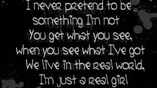 Watch Mutya Buena Real Girl video