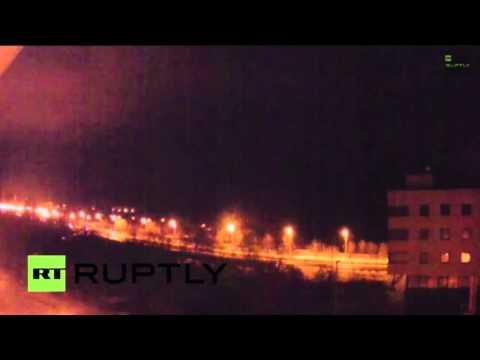 Donetsk Airport January 14