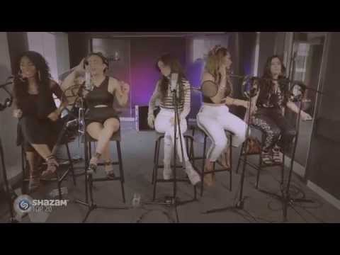 Fifth Harmony Perform Incredible Acoustic Version Of Sledgehammer