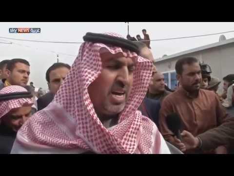 عشيرة العلواني تهدد بوقف قتالها ضد داعش
