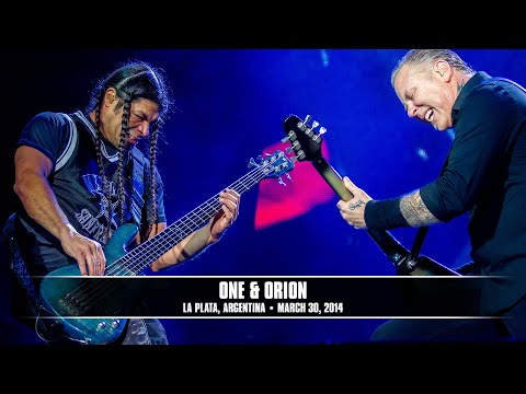 Metallica: One & Orion (metontour - Buenos Aires, Argentina - 2014) video