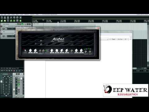GUITAR TUTORIAL - How To Use Vst Preamps With Your Real Cab
