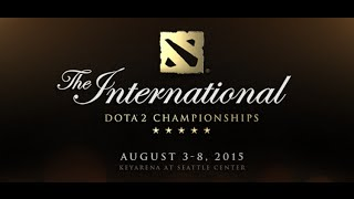 The International 2015 - Group Stage - Day 1 :By NYK