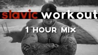Slavic Workout 1 HOUR MIX | FOLKMETAL