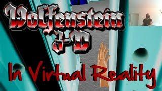 Wolfenstein 3D VR is it work with oculus ?