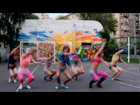 Rompe choreo by Jane Kornienko