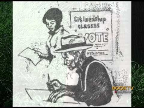 "C-SPAN Cities Tour - Raleigh: ""Freedom's Teacher: The Life of Septima Clark"""