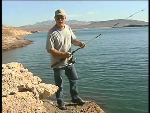 A day on lake mead youtube for Fishing lake mead