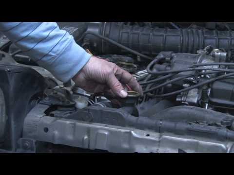 Car Fluids & Tires : How to Change Radiator Fluid