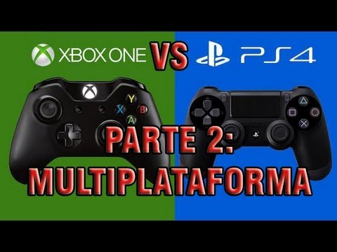 Xbox one vs Ps4 - Parte 2 - Juegos Multiplataforma