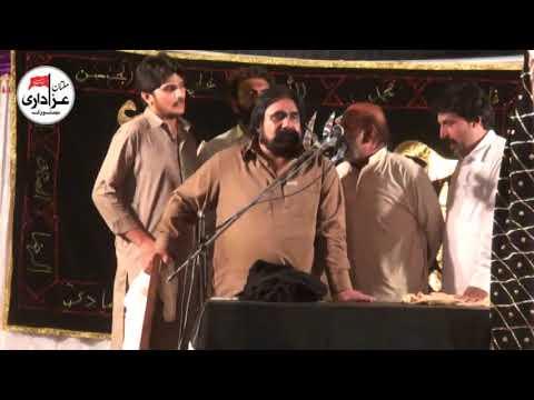 Zakir Syed Zargham Abbas Shah | Majlis 7 Zilhaj 2017 | Safdar Lodge, Eid Gah Multan