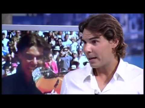 El Hormiguero - Rafa Nadal: Tennis is a sport of errors / El tenis es un deporte de errores (Part 1)