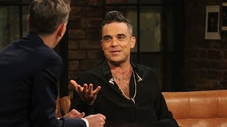 Robbie Williams' Dad was out for a drink with Joe Dolan one night... | The Late Late Show