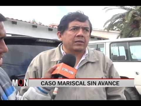 27/03/15 14:30 CASO MARISCAL SIN AVANCE