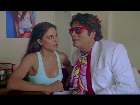 Veena Malik Dominates Over Mr. Dabu - Daal Mein Kuch Kaala Hai