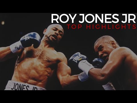 Roy Jones Jr (Top highlight video) Video