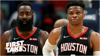 Do the Rockets have enough weapons to win a title? First Take debates