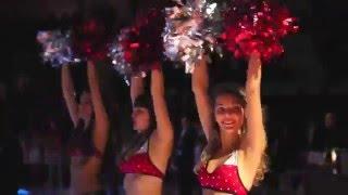 Reportage: le rêve américain du Cheerleading