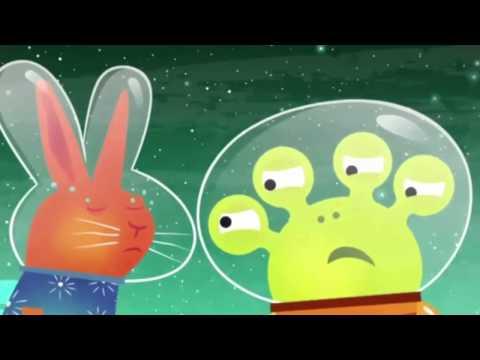 Ванда и пришелец Wanda and the Alien на русском  Серия 20 Луна