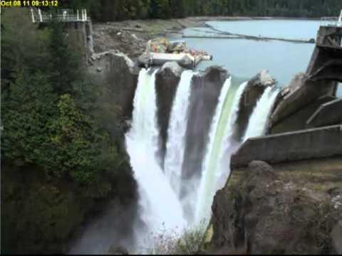 Dams in Washington Dam Removal Washington