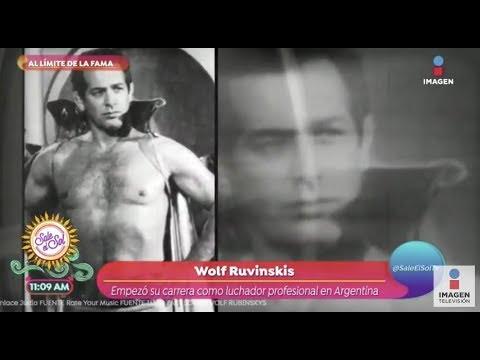 Al límite de la fama de Wolf Ruvinski | Sale el Sol