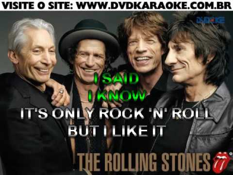 Rolling Stones, The   It's Only Rock & Roll