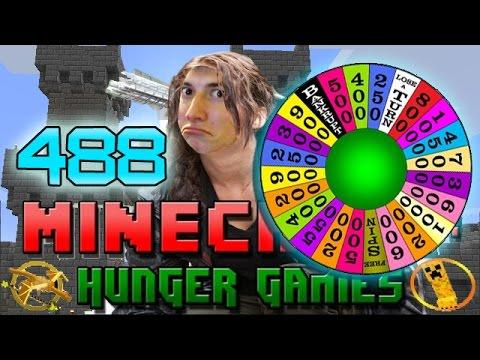 Minecraft: New Gizmo! Hunger Games W mitch! Game 488 - Wheel Of Wonder! video