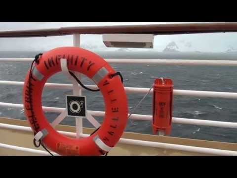 Antarctica Cruise Celebrity Infinity Feb. 2015
