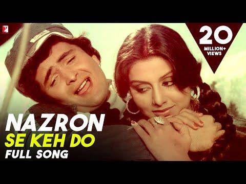 Nazron Se Keh Do - Full Song HD | Doosara Aadmi | Rishi Kapoor | Neetu Singh