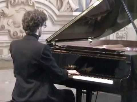 Gianluca Guida - Beethoven: Piano Sonata No. 4 in E flat major, op. 7