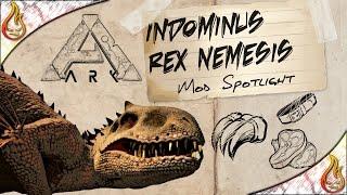 Ark Indominus Rex Nemesis Mod Spotlight