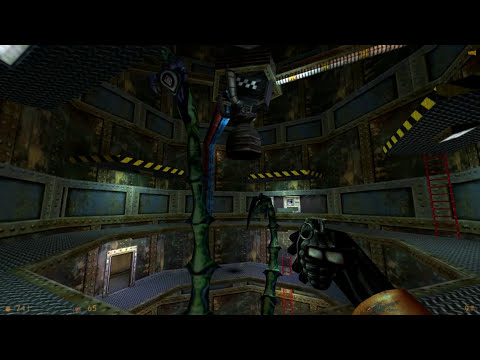 Vechs Plays the Half Life Series 013 Stir Fried Tentacle Monster
