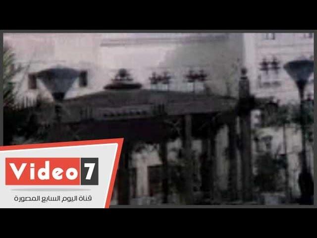 """بالفيديو.. عرض فيلم تسجيلى عن تاريخ المسرح القومى ينتهى بعبارة """"تحيا مصر"""""""