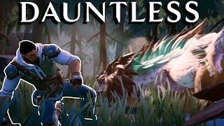 The Next MONSTER HUNTER?! - Dauntless Gameplay Walkthrough PC Part 1 - Open Beta Gameplay