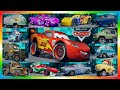 CARS 2 Movie Characters   All Cars From THE CARS MOVIE From Disney !!!