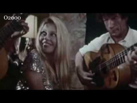 Manitas de Plata-Soirée Flamenco[With Brigitte Bardot]