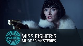 Essie Davis on Playing Miss Fisher