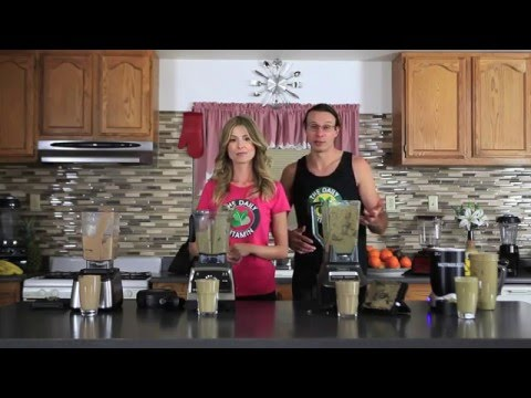 Smoothie Recipes - Blender - Blend off. Blendtec vs Vitamix - Nutribullet vs Ninja. Smoothie - Blend