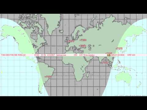 Deutsche Welle - 7380 khz - 2230UTC - 2.13.11