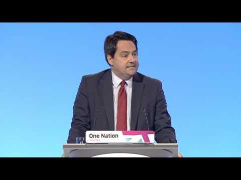 Stephen Twigg's speech to Labour Party Annual Conference 2012