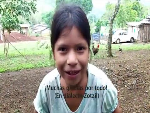 Brigada en Copainala Chiapas Mexico