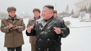 DPRK state media says Kim inspected 'tactical' weapon test
