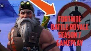 Fortnite Battle Royale Season 7 Gameplay