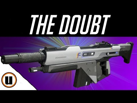 FWCs New Auto | The Doubt | PVP Gameplay Review | Destiny 2